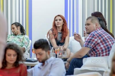 Rareș Gabriel - Recepția - 20 iulie 2014 - București
