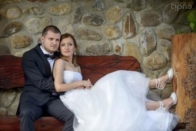 George & Alina - Trash-The-Dress - 2 august 2014 - Păltiniș, Sibiu