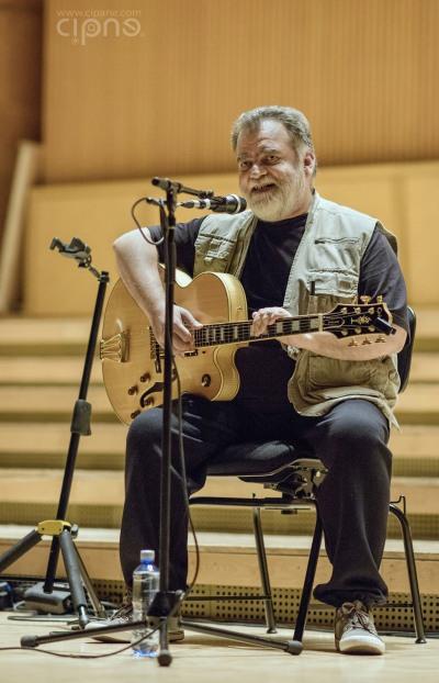 Alexandru Andrieș - 13 octombrie 2014 - Sala Radio, București