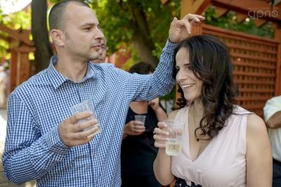 Florian & Floriana - Cununia civilă - 6 septembrie 2014, București