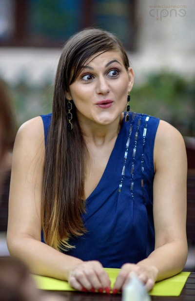 Ingrid Cristiana - Recepția - 21 septembrie 2014, București