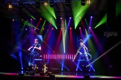 2CELLOS - 8 decembrie 2014 - Sala Palatului, București