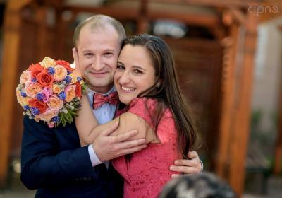 George & Adriana - Cununia civilă - 23 aprilie 2015 - București