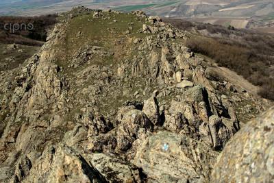 Munții Măcin - 11-13 aprilie 2015
