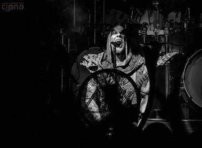 Behemoth - 21 aprilie 2015 - Club Colectiv, București