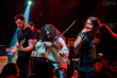 Dirty Shirt - 15 mai 2015 - Club Fabrica, București