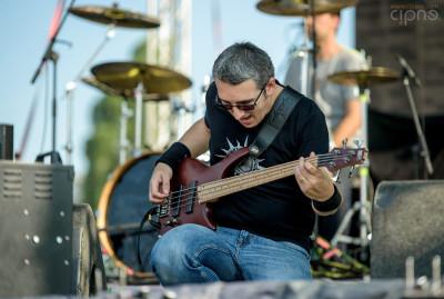 Shifting Sands - 11 iunie 2015 - Metalhead Meeting, București