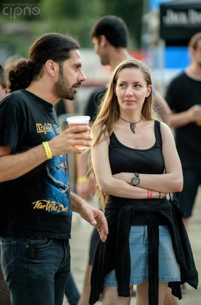 Lacrimas Profundere - 14 iunie 2015 - Metalhead Meeting, București