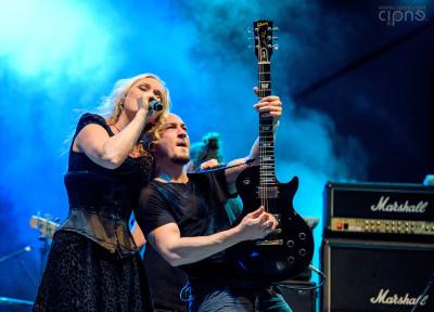 The Sirens - 14 iunie 2015 - Metalhead Meeting, București