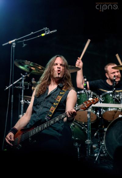 Amorphis - 14 iunie 2015 - Metalhead Meeting, București
