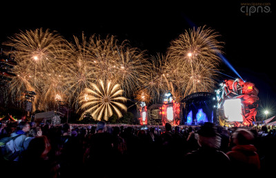 10 Years Celebration - 20 iunie 2015 - Hellfest Open Air, Clisson, France