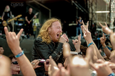 Dark Tranquillity - 21 iunie 2015 - Hellfest Open Air, Clisson, France
