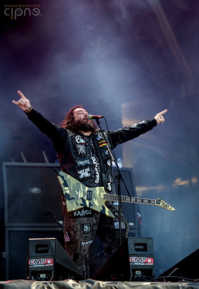 Cavalera Conspiracy - 21 iunie 2015 - Hellfest Open Air, Clisson, France