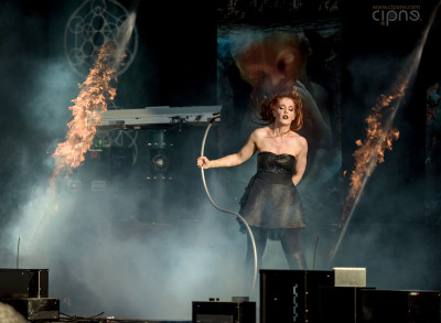 Epica - 21 iunie 2015 - Hellfest Open Air, Clisson, France
