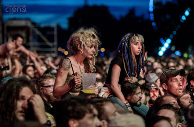 Public - 21 iunie 2015 - Hellfest Open Air, Clisson, France