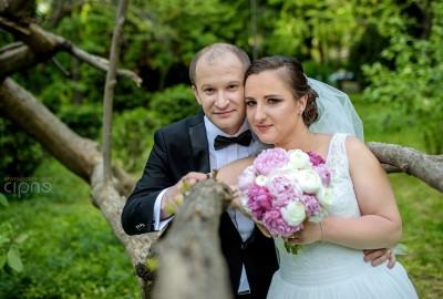 George & Adriana - 25 aprilie 2015 - Ședința foto - Grădina Cișmigiu, București