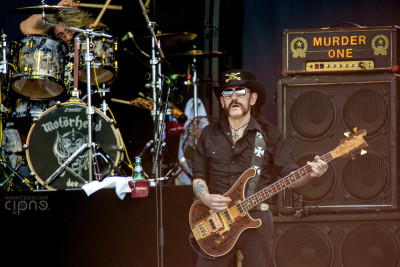 Motörhead - 19 iunie 2015 - Hellfest Open Air, Clisson, France