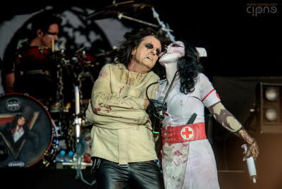 Alice Cooper - 19 iulie 2015 - Hellfest Open Air, Clisson, France