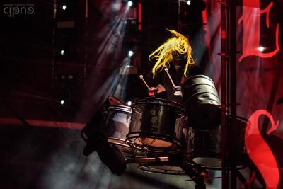 Slipknot - 19 iunie 2015 - Hellfest Open Air, Clisson, France