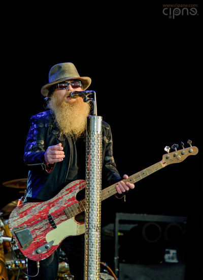 ZZ Top - 20 iunie 2015 - Hellfest Open Air, Clisson, France