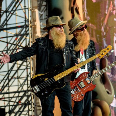 ZZ Top @ Hellfest Open Air 2015