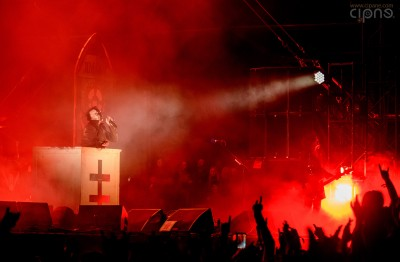 Marilyn Manson - 20 iunie 2015 - Hellfest Open Air, Clisson, France