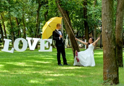 George & Adriana - Trash-The-Dress - 18 august 2015 - Casa Comana