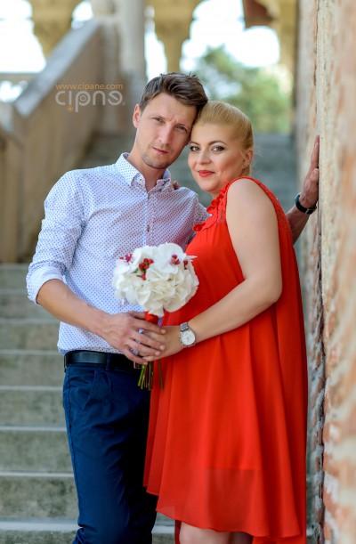 Adi & Alexandra - 29 august 2015 - Palatul Mogoșoaia