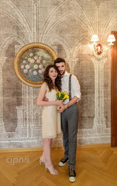 Ștefan & Bianca - 29 august 2015 - București