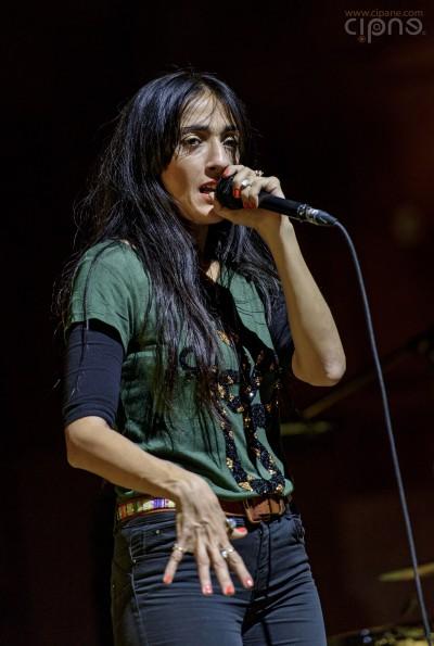 Hindi Zahra - 15 octombrie 2015 - Sala Radio, București