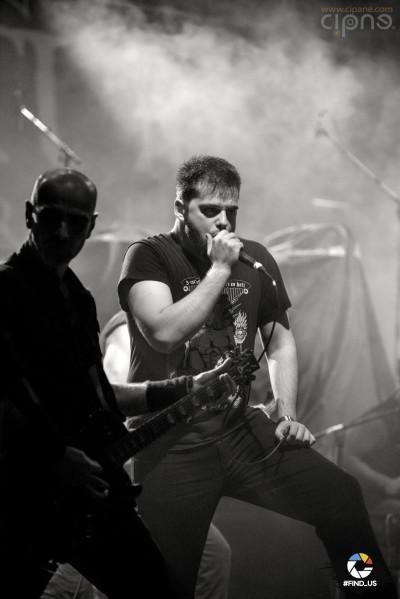 Hatemode - Sepultura 30 Years - 24 noiembrie 2015 - Arenele Romane, București