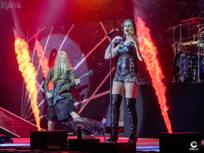 Nightwish - 21 iunie 2015 - Hellfest Open Air, Clisson, France