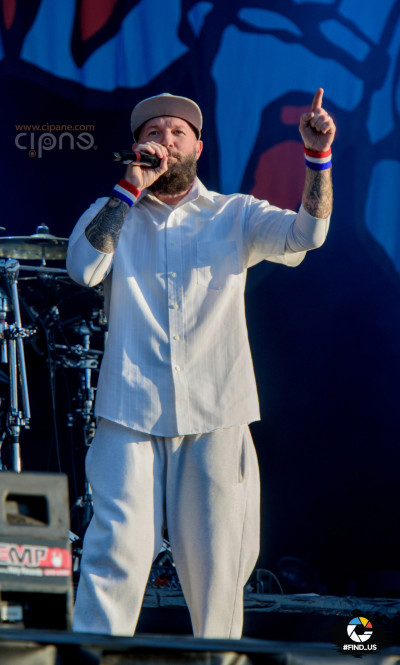 Limp Bizkit - 21 iunie 2015 - Hellfest Open Air, Clisson, France