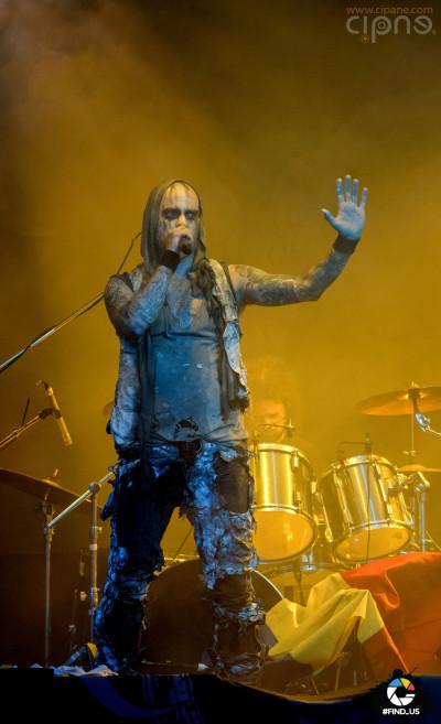 Primordial - 31 ianuarie 2016 - Metalhead Awards, Arenele Romane, București