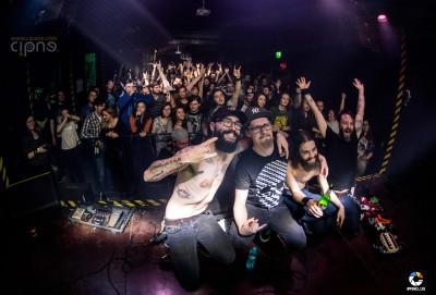 RoadkillSoda - 25 februarie 2016 - Club Fabrica, București