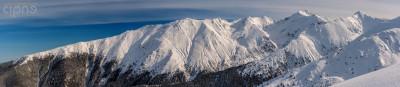 Full Length Ridge