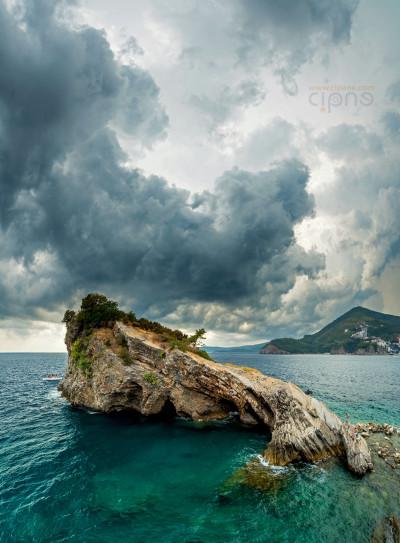 My Apocalypse - Sveti Nikola, Budva, Montenegro
