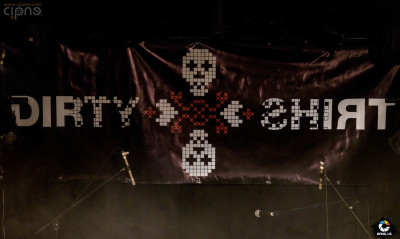 Dirty Shirt - 24 martie 2016 - L'Ampérage, Grenoble, France