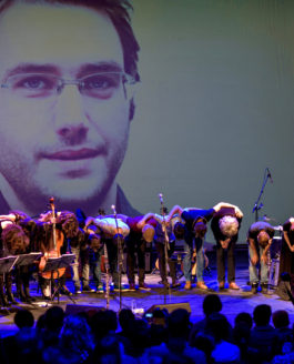 Concert-omagiu Costin Oprea