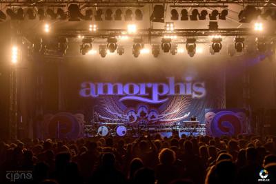 Amorphis - 3 aprilie 2016 - Arenele Romane, București