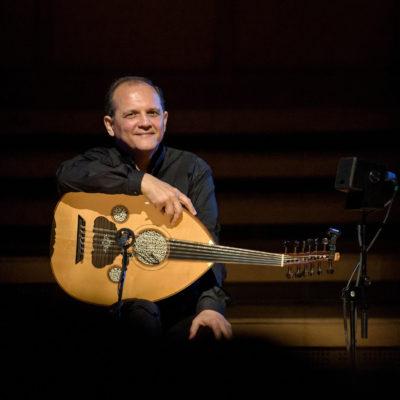 Anouar Brahem Quartet @ Sala Radio