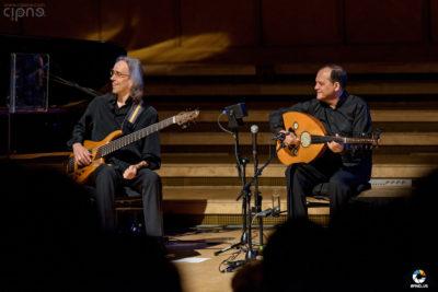Anouar Brahem Quartet - 12 mai 2016 - Sala Radio, București