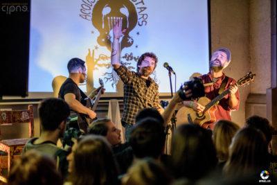 Acoustic All Stars - 5 mai 2016 - Fire Club, București
