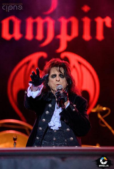 The Hollywood Vampires - 6 iunie 2016 - Romexpo, București