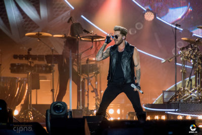 Queen + Adam Lambert - 21 iunie 2016 - Piața Constituției, București