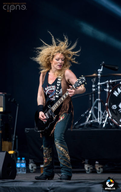Nashville Pussy - 17 iunie 2016 - Hellfest Open Air, Clisson, France