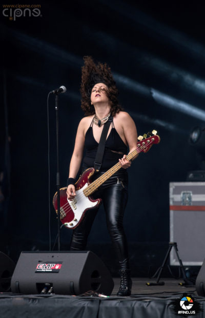 Nashville Pussy - 17 iunie 2016 - Hellfest Open Air, Clisson, France