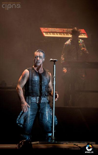 Rammstein - 17 iunie 2016 - Hellfest Open Air, Clisson, France
