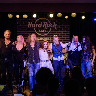 Therion Acoustic @ Hard Rock Cafe
