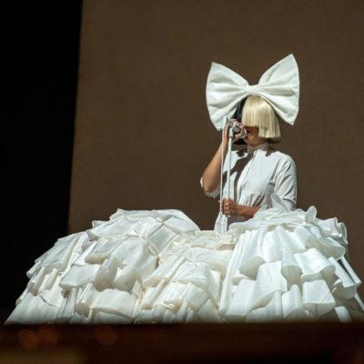 Sia @ Piața Constituției